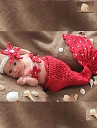 """BABY'S Knitting wool suit baby clothing  """"One Hundred Days Modeling for Photography"""""""