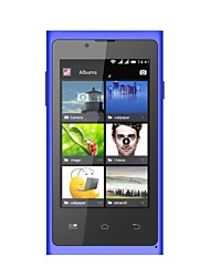 BQ® S37 RAM 512MB + ROM 4GB Android 4.4 3G Smartphone With 3.5'' Screen, 3Mp Back Camera, Wifi, Bluetooth 4.0, Dual SIM