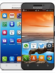 "Lenovo A3600w 4.5"" Android 4.4 LTE Smartphone(Dual SIM,WiFi,GPS,Quad Core,512GB+4GB,2MP,1700Ah Battery)"