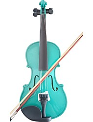 Student Acoustic Violin Full 3/4 Maple Spruce with Case Bow Rosin