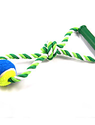 Handle Pull On The Rope With The Ball For Pets Dogs