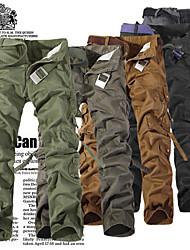 , новый, военная форма, камуфляж, камуфляж брюки-карго, многокамерного, пейнтбол, A-ОДУ, мульти-карман воды мыть комбинезоны