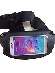 WB-07H   TPU Waterproof Waist Bag with Magnetic Lock System, Headphone Jack,Cable Holder and Headset