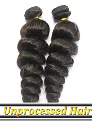 "3pcs / lot 8 ""-34"" birman remy qualité de cheveux de qualité 7a desserrent la vague"
