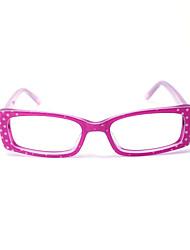 [lentes libres] caminante acetato del lleno-borde anteojos informáticos de prescripción de moda para niños