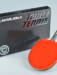 Winmax® 4 Star Single Racket Long Handle with A Color Packing Box