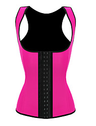 Shapewear Shaping Tanks Nylon/Collagen More Color Sexy Lingerie Shaper
