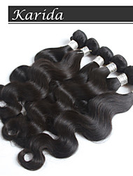 Peruvian Body Wave Hair, Unprocessed Body Wave 100% Human Peruvian Virgin Hair