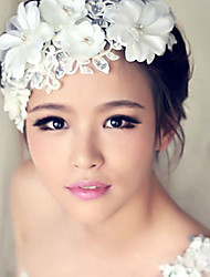 Crystal Flower Hair Flower Bride Hair Wedding Headdress