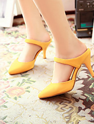 Women's Shoes Stiletto Heel Pointed Toe  Sandals / Slippers More Colors available