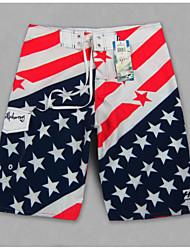 2014 Modemarke Shorts swimwears Strand Hosen male Schwimmen Surfen Kurzschlusshosen Männer Bermudas board 30-38 XXXL