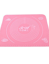 High Temperature Resistant Soft Silicone Pad Board Insulation Pad Silicone Cushion Belt Scale Baking Mat The Trumpet