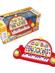brinquedo instrumento musical dos desenhos animados multi-função de brinquedo teclado do órgão musical eletrônico para o miúdo