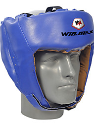 Winmax® Outdoor Blue/Red Boxing Head Protector
