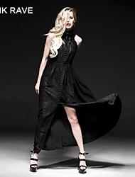 q-235 venda quente sexy do punk gótico de baile vestidos de noite do laço elegantes da moda