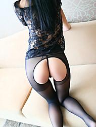 Free from two sexy open taste pants socks