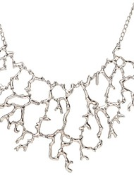 Jewelry Choker Necklaces Wedding / Party / Daily / Casual Alloy 1pc Women Wedding Gifts