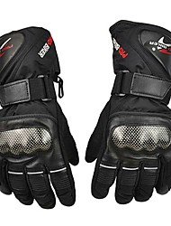 PRO-BIKER HX-05 Autumn And Winter Warm Waterproof Antiskid Thickening Motorcycle Racing Gloves