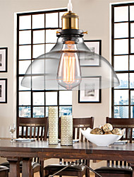 MAX 60W Chandelier ,  Modern/Contemporary Others Feature for Mini Style Metal Living Room / Bedroom / Dining Room / Study Room/Office