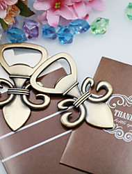 Classic Package Fleur de Lis Bottle Opener