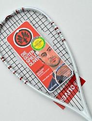 Las raquetas de tenis ( Gris , Fibra de Carbono ) - Impermeable/Buena aerodinámica/Alta elasticidad/Durabilidad