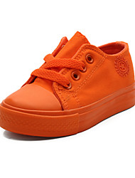 Sneakers de diseño (Azul/Amarillo/Verde/Púrpura/Naranja) - Dedo redondo - Lienzo
