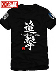 CIP Chinese Characters Chinese Style The Stylish Men and Women Cotton Short Sleeve T-shirt CIP07