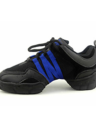 Customizable Men's Dance Shoes for Dance Sneakers/Modern