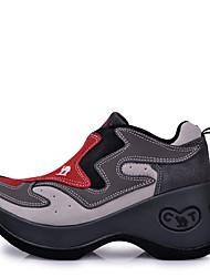Zapatos de Mujer ( Negro/Rojo/Gris Ante/Tul