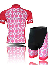 Xingge SPEED Women's Cycling Wear Short Sleeved Suit, Breathable Quick Dry Women's Bicycle Service