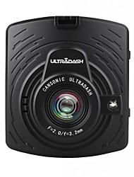 Car DVR Screen Size Video Resolution Wide Angle Features D210