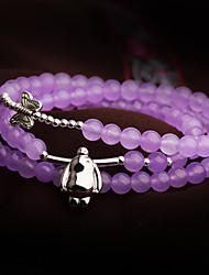 Women's Chain Bracelet Agate Jade