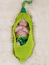 """Baby's Knitting wool suit baby clothing """"One Hundred Days Modeling for Photography""""  """"PEAS BABY"""""""