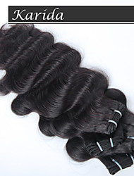 3 psc/Lot Indian Hair Wholesale Indian Remy Hair Wholesale, Karida Raw Unprocessed Virgin Indian Hair