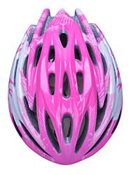 Helm ( Hellrosa , PC/Carbonfaser +EPS ) - Berg/Strasse/Sport - für  Unisex N/A Öffnungen