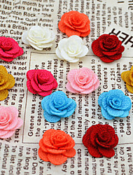 Wedding Décor The New Fabric of Roses (Set of 50 Random Distribution)