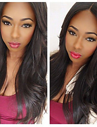 14inch-22inch Brazilian Human Hair Wigs Natural Color Natural Straight Lace Front Wig, In Stock