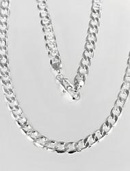 novo design 925 colar de prata fina moda bonito jóias de prata nova moda jóias
