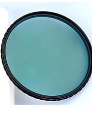 zomei 62 mm genuin 18 mc couche HD polariseur cpl mince filtre étanche à l'huile imperméable à l'eau