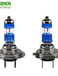 xencn h7 12v 100w PX26d lumière de diamant d'argent haute automatique des phares électriques source d'éclairage halogène de voiture au