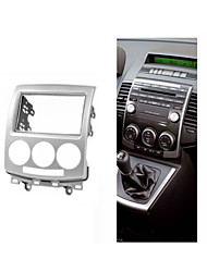Car Radio Fascia for FORD i-Max MAZDA (5) Premacy Stereo DVD  Install Panel Trim Kit (for 2 Din)