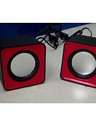 AllSpark ® Adjustable USB Mini Multimedia Speaker System(Assorted Colors)
