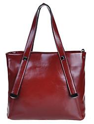 Oil Wax Leisure Bag