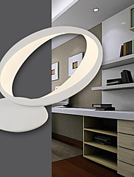 Led Wall Light/Wall Sconces LED/Bulb Included Modern/ContemporaryBedroom/Living Room/Hotel/ Metal+Acrylic