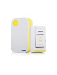 Forecum 36 Music Wireless Doorbell Waterproof Door bell Button Receiver With LED