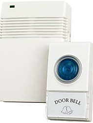 VDE Voye V005A Wireless Remote Control Doorbell with 10 Different Chimes