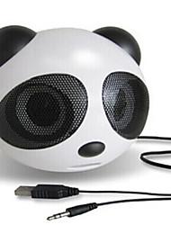 AllSpark ®Lovly Panda USB Mini Multimedia Speaker System