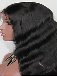 Best Quality Lace Wigs Brazilian Virgin Human Hair Lace Front Wig With Baby Hair For Black Women