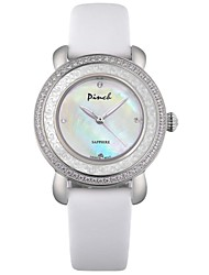 Women's Watch PINCH Sweet Lady Series Fashion Casual Leather Band Cool Watches Unique Watches