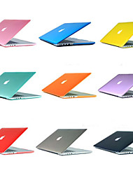 2 in 1 Candy Colors Soft Plastic Hard Case Cover & Keyboard Cover for Macbook Pro 15'' wit Retina(Assorted Color)